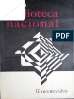 Revista Biblioteca Nacional n12 Feb 1976