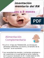Alimentación Complementaria del RN.pptx
