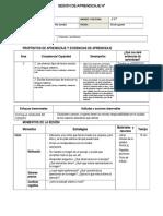 SESIÓN DE APRENDIZAJE Nº.docx