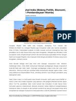 Kerajaan Mughal India