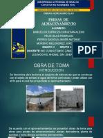 1.4 0BRA DE TOMA
