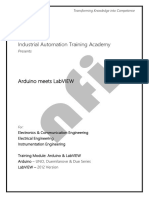 NFI Arduino Labview Training