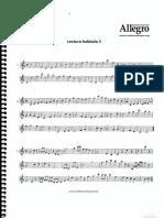 Lenguaje musical Primer nivel - leccion 1 hablada