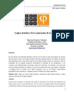 Logica Deontica - Breve Panorama de La Cuestion (Parametrizado)