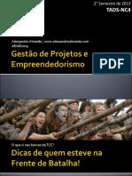 Gestodeprojetoseempreendedorismo 2013 08-08-130813225921 Phpapp02