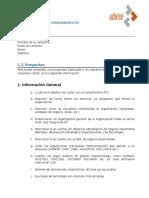 Cuestionario Inicial PCI