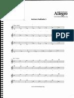 Lenguaje musical primer nivel - leccion 2 hablada