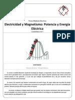 07 - Potencia y Energía Eléctrica