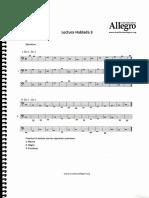 Lenguaje musical primer nivel - leccion 3