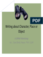 Writing about Character Place or Object [Compatibility Mode].pdf