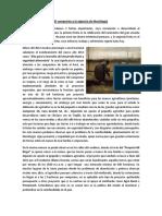 El Campesino y La Vigencia de Mariategui