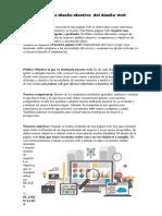 Etapas de diseño efectivo  del diseño web.docx