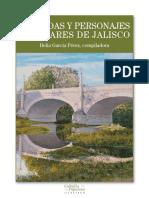 Leyendas y Jalisco