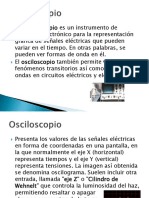 Osciloscopio Parte 1