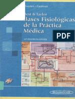 Bases Fisiologicas Delapractica Medica