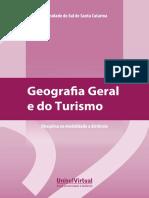 Geografia Geral e Do Turismo