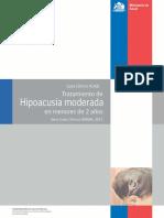 Guia Clinica Hipoacusia Moderada en menores de dos años.pdf