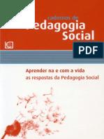 Cadernos de pedagogia Social 01