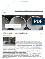 Indal Steel Pipe