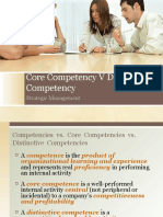 Core Competency V Distinctive Competency(1)_2.ppt