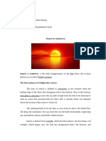 EXPLANATION TEXT SUN SET.docx