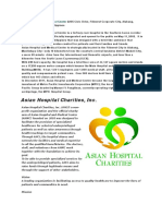 Asian Hospital Research