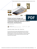 Global sea level changes and sedimentological characterization of Cretaceous carbonate deposits in Gulf of Venezuela, Southamerica.pdf