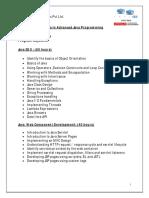 UXD001_Diploma in Advance Java Programming