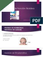 Pruebas Tiroideas Byron Ramirez Viveros
