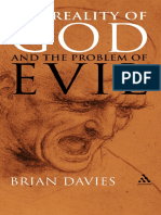 The Reality of God and the Problem of Evil - Brain Davies