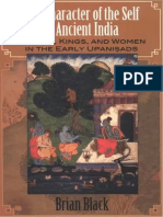 The Character of The Self in Ancient India