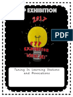 tuning in learning stations and provocations