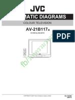 jvc AV-21B117B
