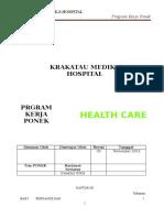 HALAMAN DAFTAR ISI PROGRAM KERJA    PONEK-1.docx