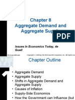 Chapter 8 Aggregate Demand and Aggregate Supply