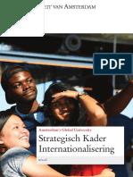 Strategisch Kader Internationalisering