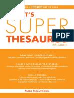 Intimidatingly thesaurus compiler