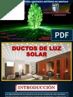 Ductos de Luz Solar