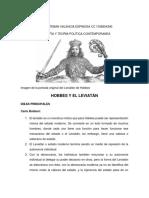 Dany Valencia Entrega 1 Filosofia y Teoría Política