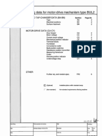 paper with data information