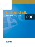 Eaton-JEIL Product Playbook
