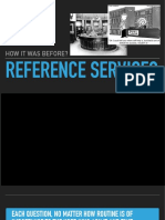 Reference Services Old