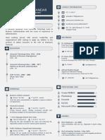 Resume Template Kerjakini.com