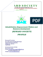 Reward Society Profile