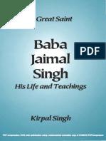 Baba Jaimal Singh
