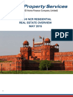 Delhi NCR Real Esate Overview 2015 May 2015