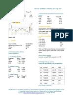 Market Update 23rd August 2017