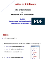 RCourse Lecture4 Calculations