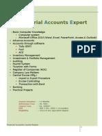 Aim Financial Accounting