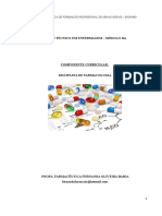 Apostila Farmacologia Enfermagem 2015